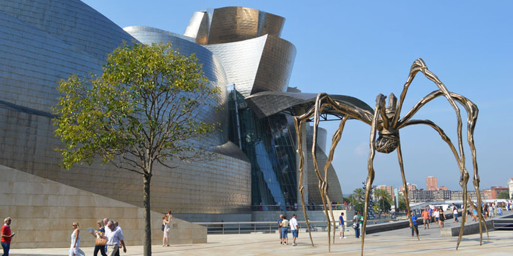Visite au Musée Guggenheim