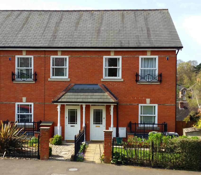 Un coup d oeil sur les jolies maisons anglaises for Jardinet en anglais
