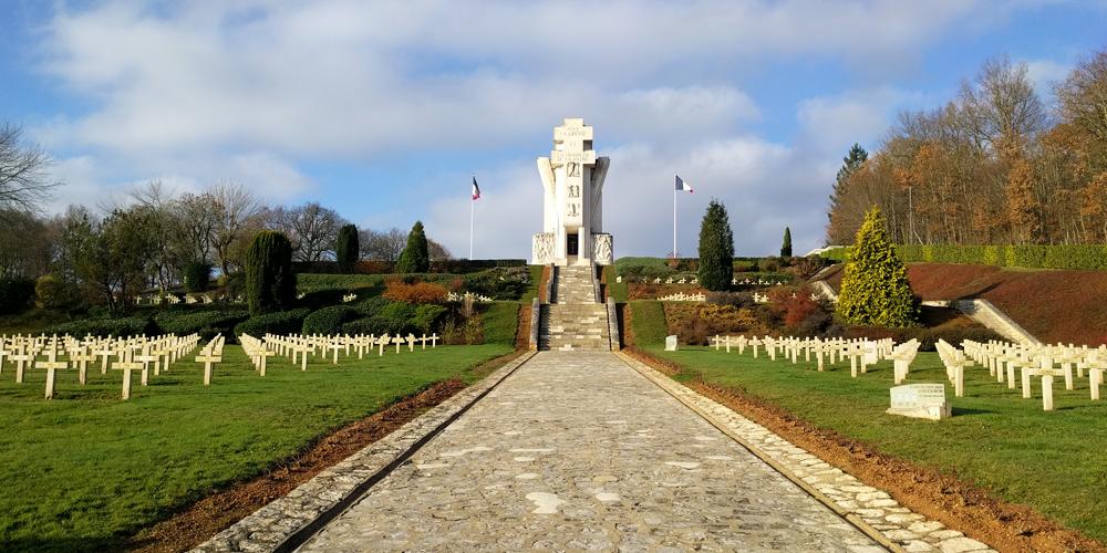 Visite du Mémorial de la Résistance