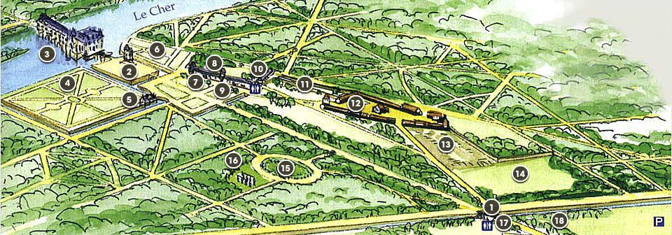 plan-chenonceau
