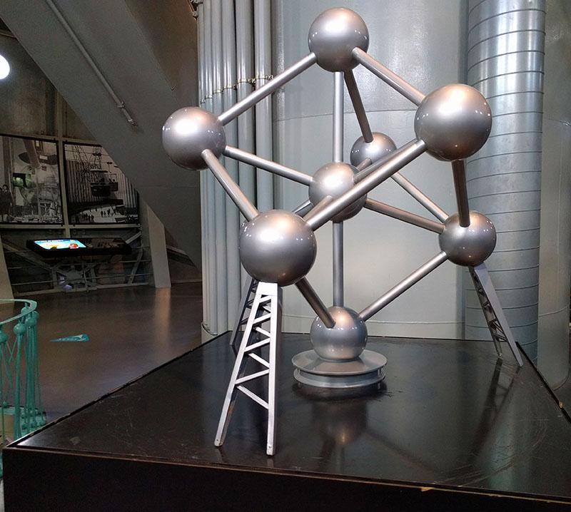 Atomium-miniature