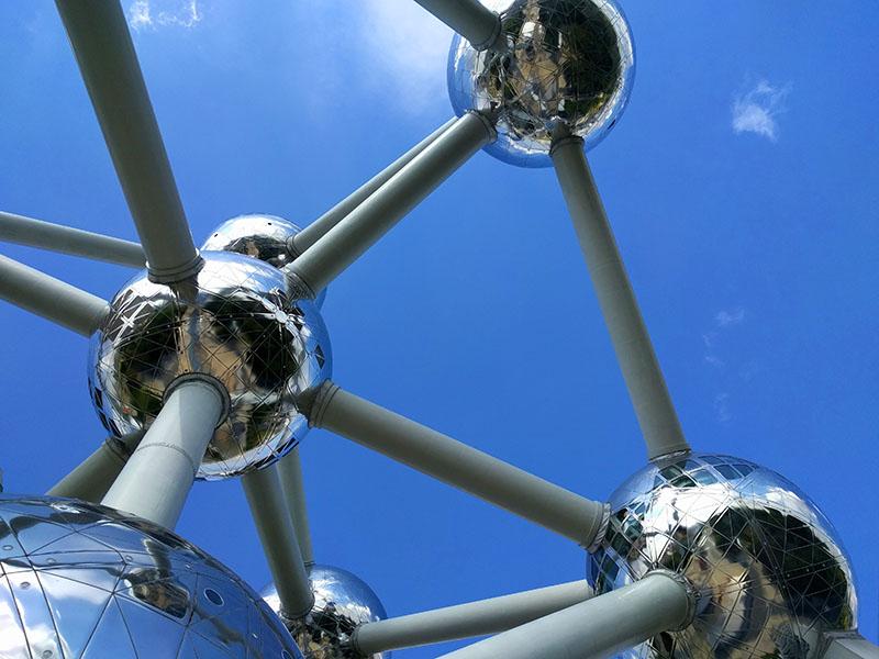Atomium-detail