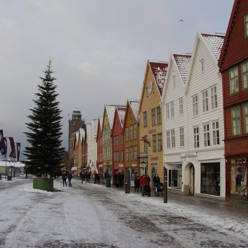 Plus Grandes Villes Norv Ef Bf Bdge