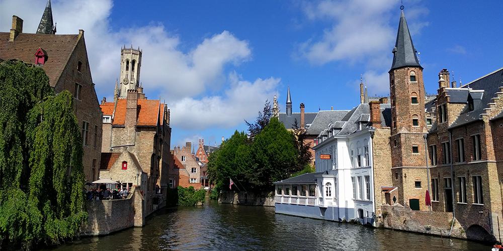Visite de Bruges