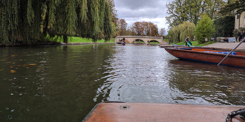 Escapade à Cambridge