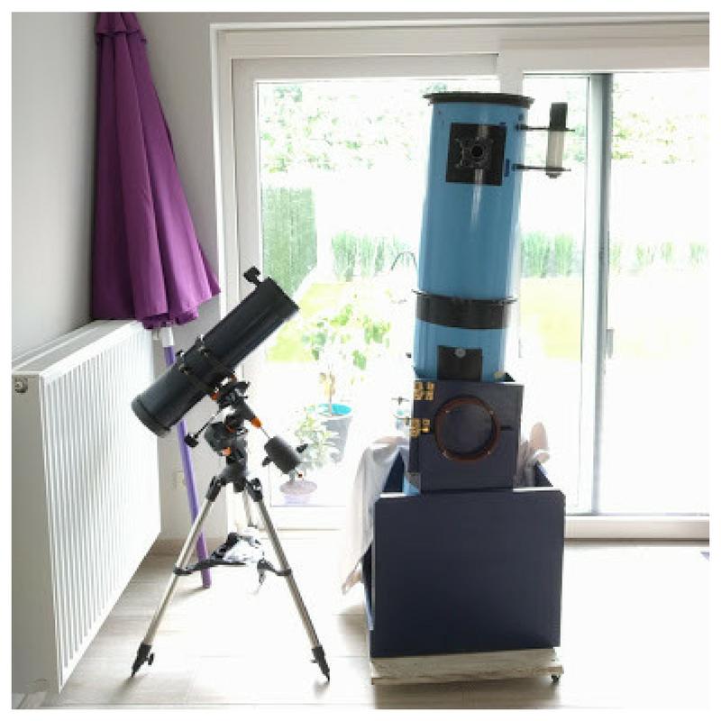 téléscope astronomie